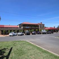 photo of hogans hotel bistro restaurant