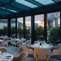 photo of mercer roof terrace restaurant