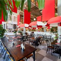 photo of fratelli fresh darling harbour restaurant