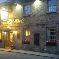 photo of the baker arms restaurant