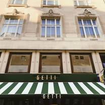 photo of getti - jermyn street restaurant