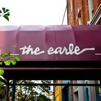 photo of the earle restaurant
