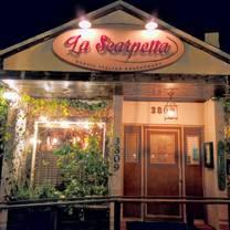 photo of la violetta rustic italian restaurant restaurant
