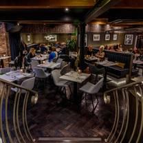 photo of village brasserie restaurant