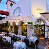 photo of alloy bistro restaurant
