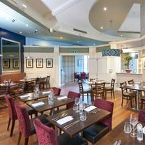 photo of the larder @ hilton bracknell restaurant