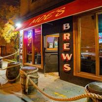 photo of moe's tavern & brewing restaurant