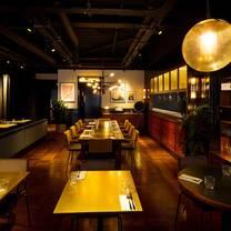foto van dirty bones soho restaurant