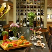 photo of wild ginger asian bistro restaurant