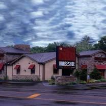 photo of horseshoe grille restaurant
