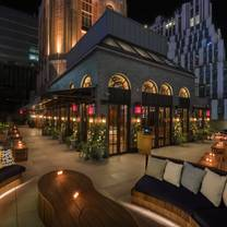 photo of elsie rooftop restaurant
