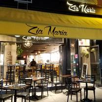 photo of zia maria little italy restaurant