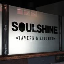 photo of soulshine tavern & kitchen restaurant