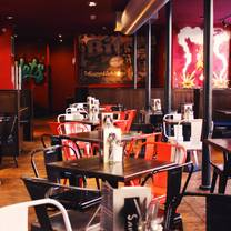 photo of almost famous - leeds restaurant