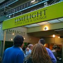 photo of limelight supper club & lounge restaurant
