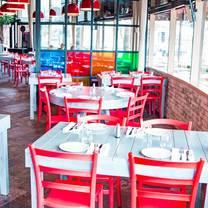 photo of creed italian restaurant & bar restaurant