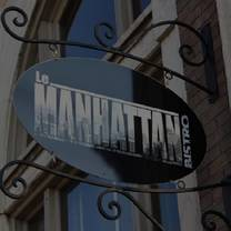 photo of le manhattan bistro restaurant