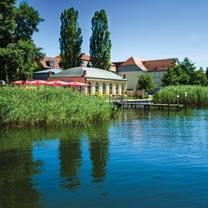 foto von seepavillon rheinsberg restaurant