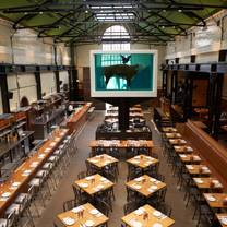 photo of tramshed restaurant