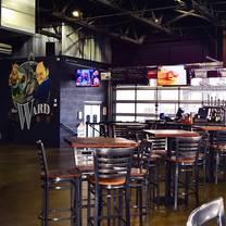 photo of the ward - buffalo riverworks restaurant