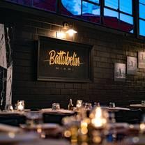 photo of battubelin miami restaurant