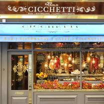 photo of cicchetti - piccadilly restaurant
