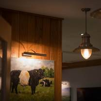photo of the belted bull at lordstones restaurant