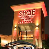 photo of sage woodfire tavern - perimeter restaurant