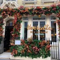 photo of henrietta bistro restaurant
