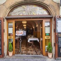 photo of residence u černého orla restaurant