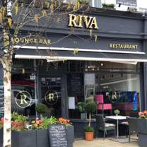 photo of riva cocktail bar and restaurant restaurant
