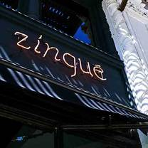 photo of zinqué - dtla restaurant