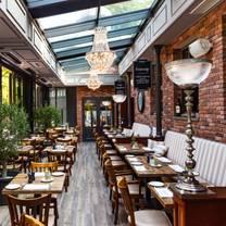 photo of brasserie - europa hotel kühlungsborn restaurant