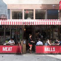 photo of the meatball shop - lower east side restaurant