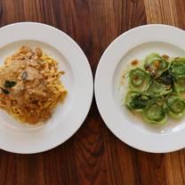 photo of pasta pop up restaurant