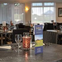 photo of spikes bistro at dudsbury hotel, golf club & spa restaurant