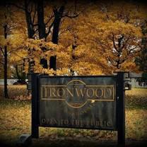 photo of ironwood steakhouse restaurant