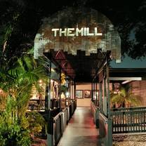 photo of the mill-tampa restaurant