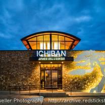 photo of ichiban sushi bar & grill restaurant