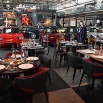photo of moto köln restaurant