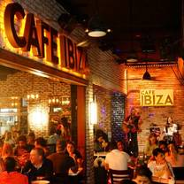 photo of cafe ibiza restaurant
