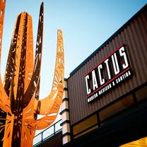 cactus modern mexican & cantinaのプロフィール画像