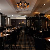 foto de restaurante the maven