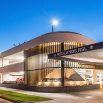 photo of sails restaurant, redlands rsl restaurant