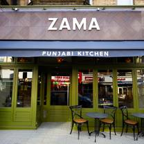 photo of zama punjabi restaurant restaurant