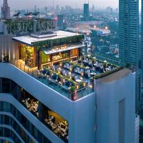 photo of abar & abar rooftop restaurant