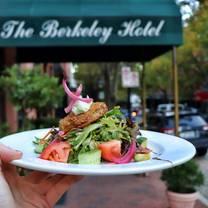photo of cobblestone at the berkeley hotel restaurant