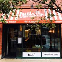 photo of hutch american cafe - river north restaurant