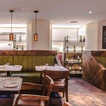 photo of gordon ramsay maze grill royal hospital road restaurant