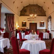 photo of amberley castle restaurant restaurant